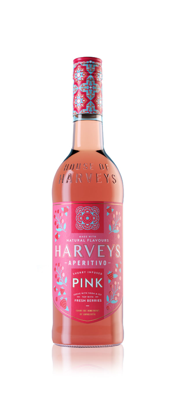 Harveys Pink