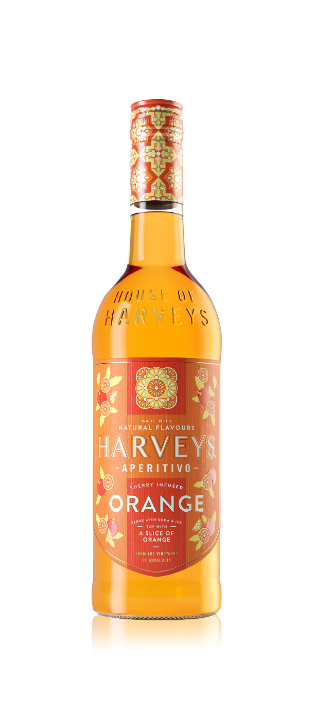 Harveys Orange