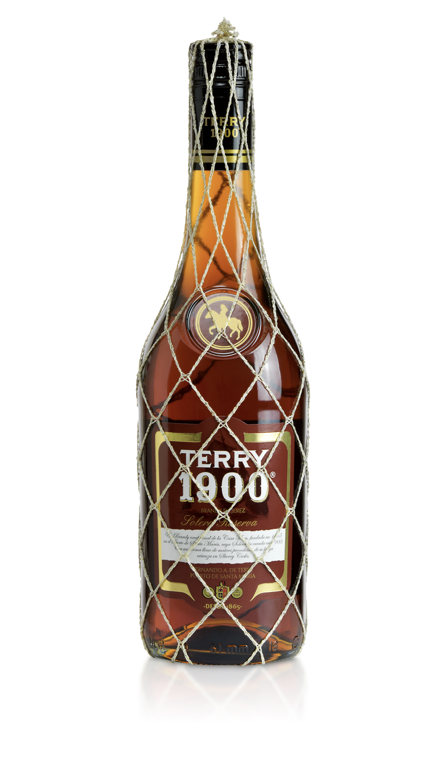 Botella Terry 1900