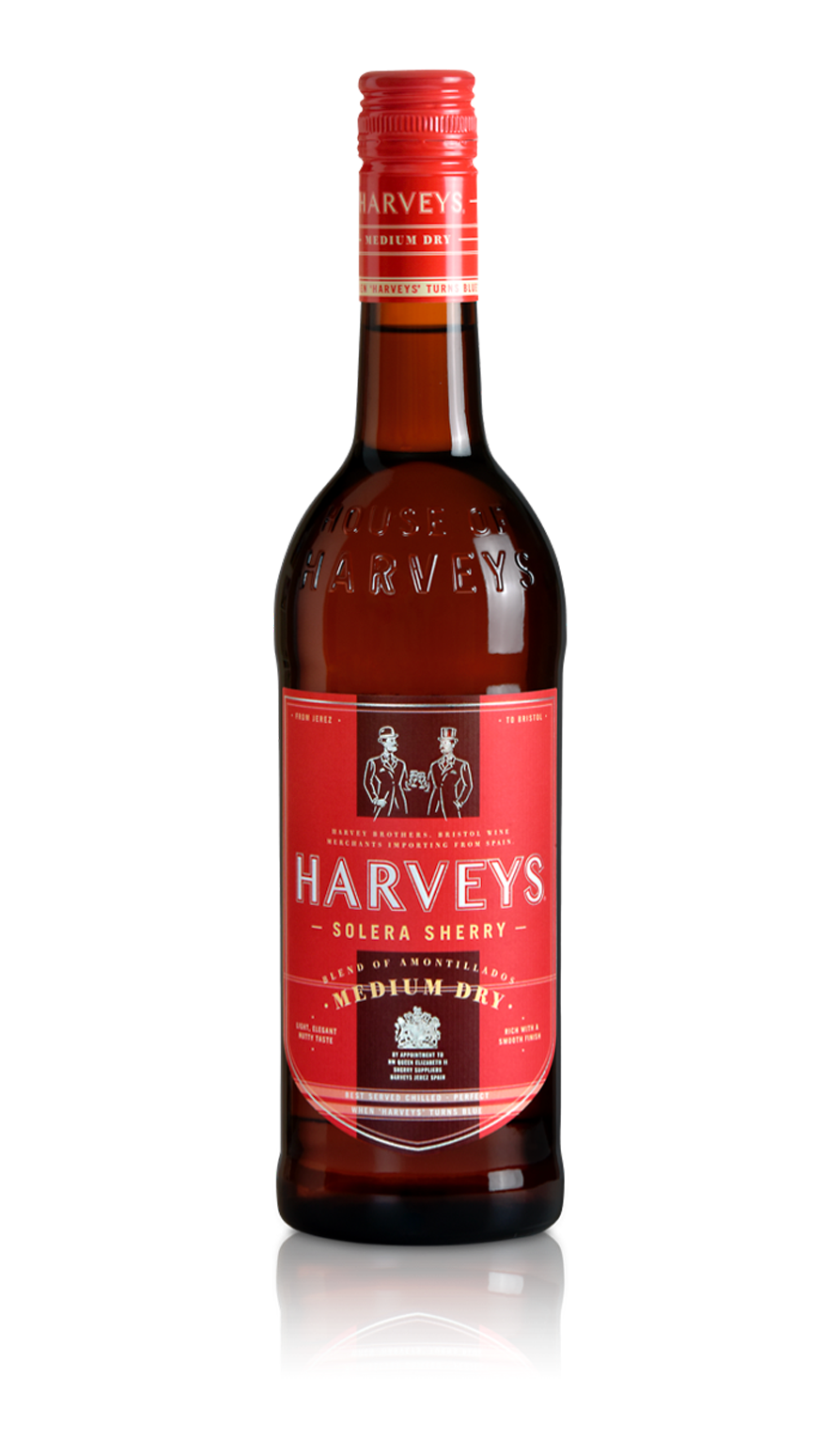 Botella Harveys Medium Dry